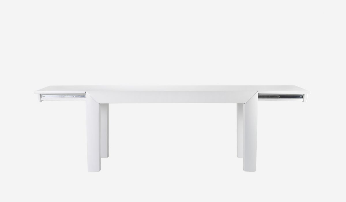 Mesa de comedor extensible New York
