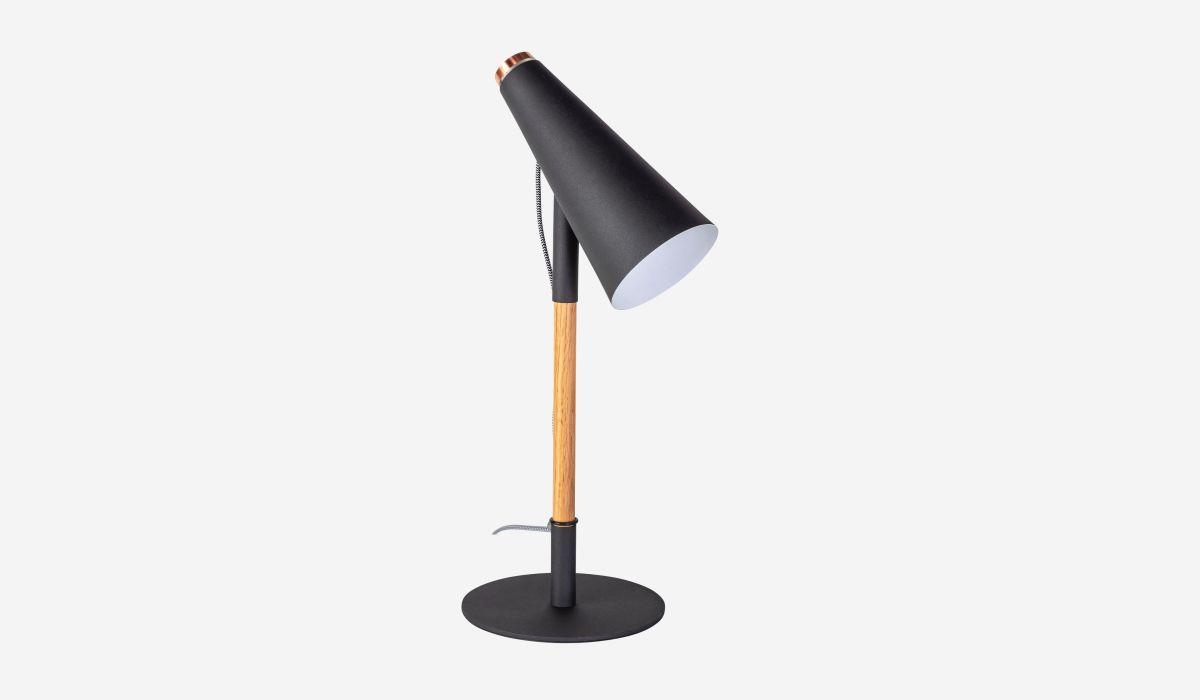 Lámpara de sobremesa Delicious negro