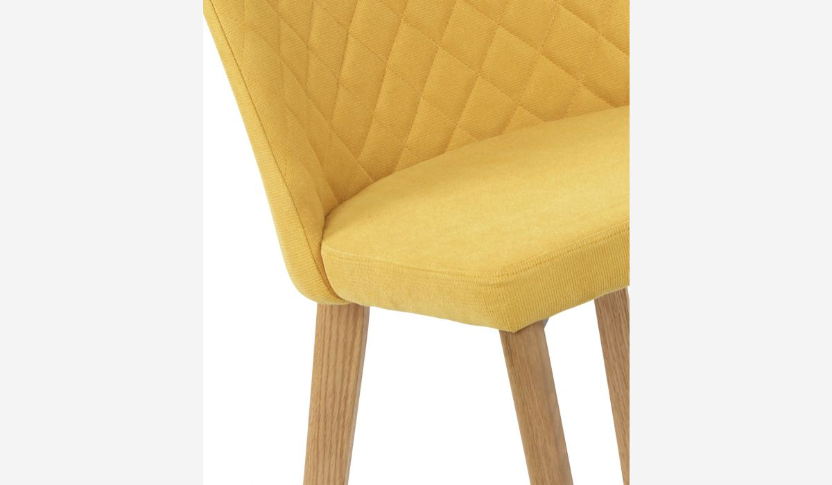 Silla Relation amarillo