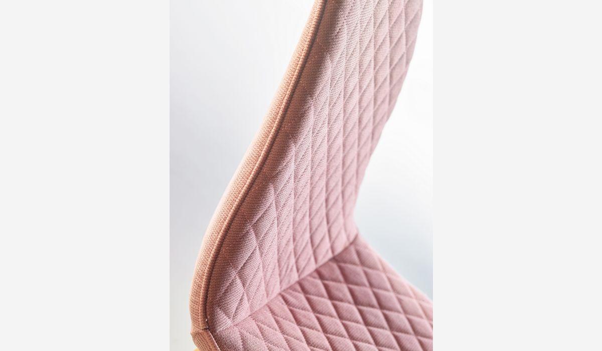 Silla Conect rosa