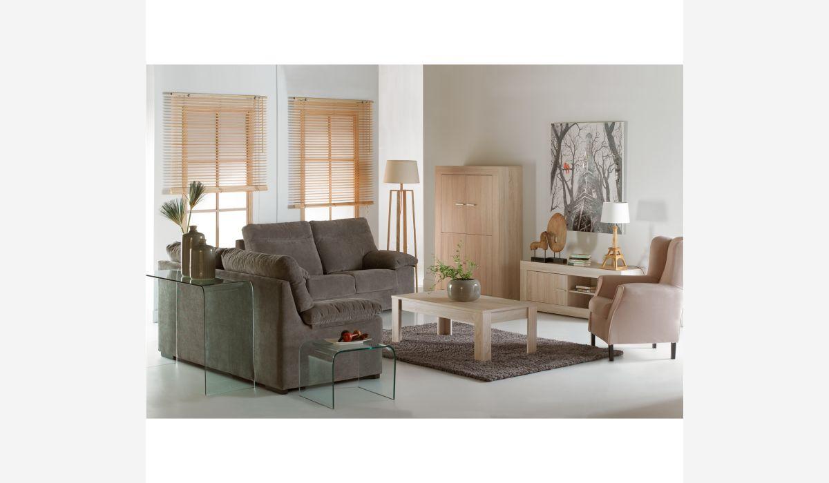 Mueble tv Rustica