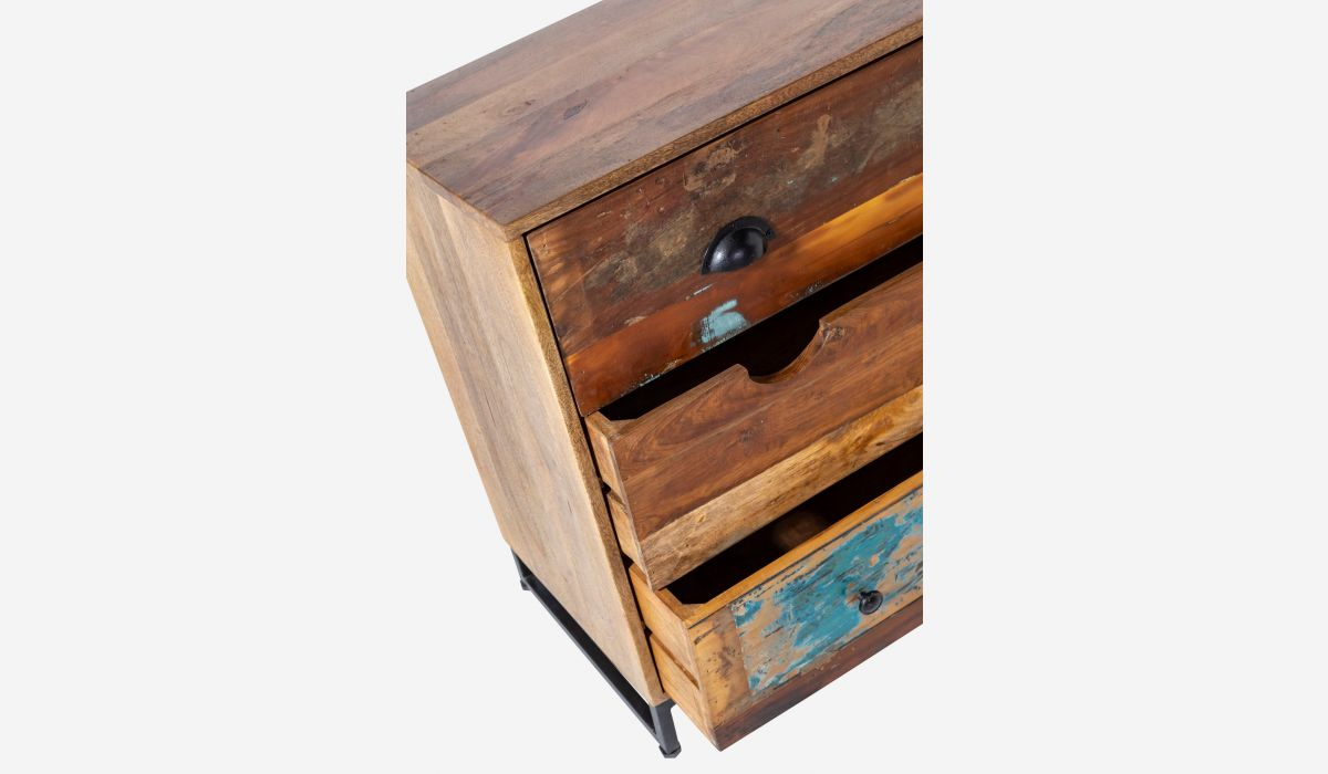 Woodland chest