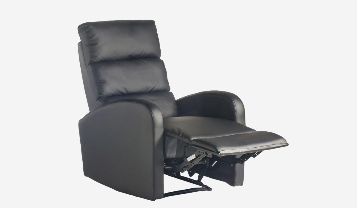 Butaca relax Soft negro