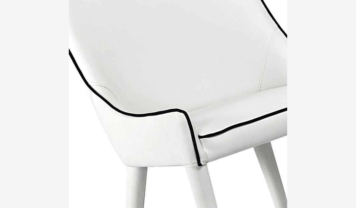 Silla Legacy blanco