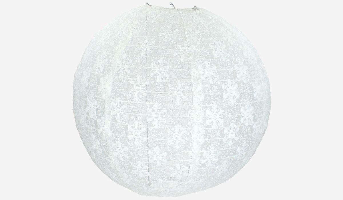 Lámpara Lantern blanco
