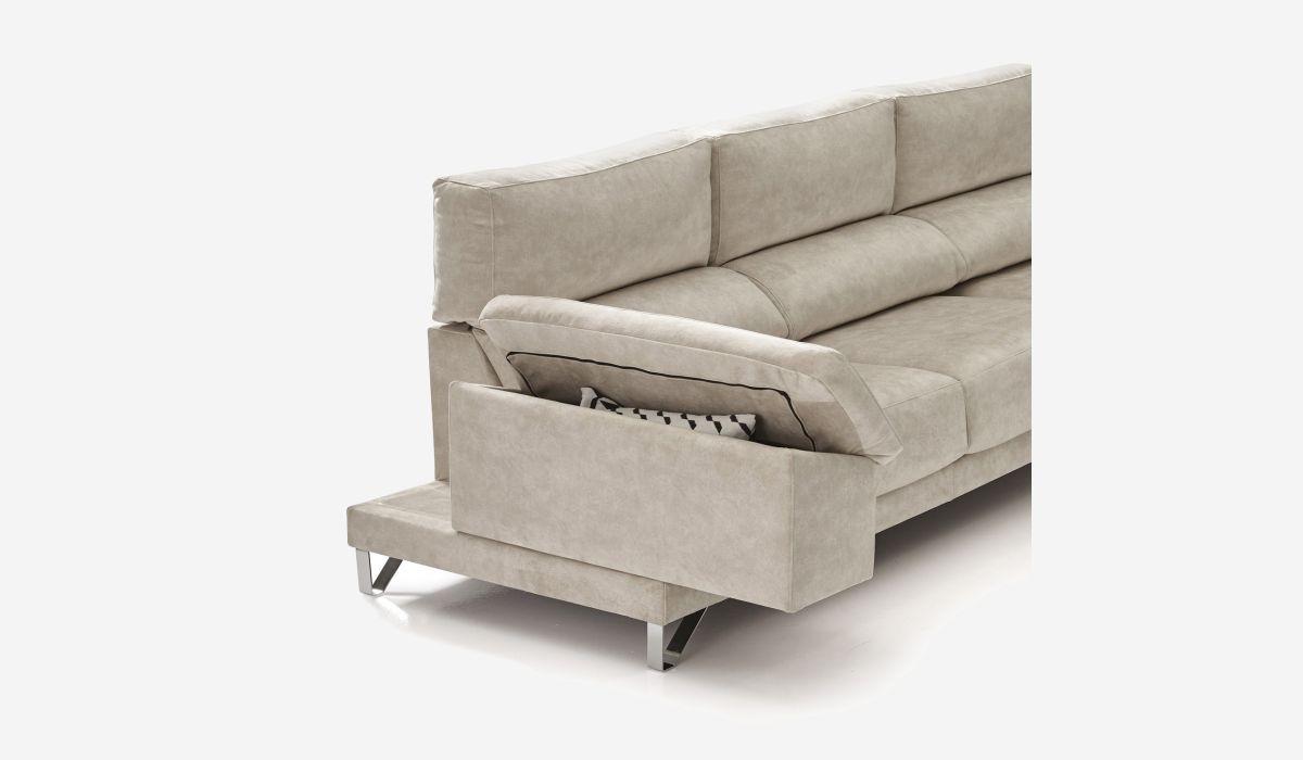 Chaise longue Kent