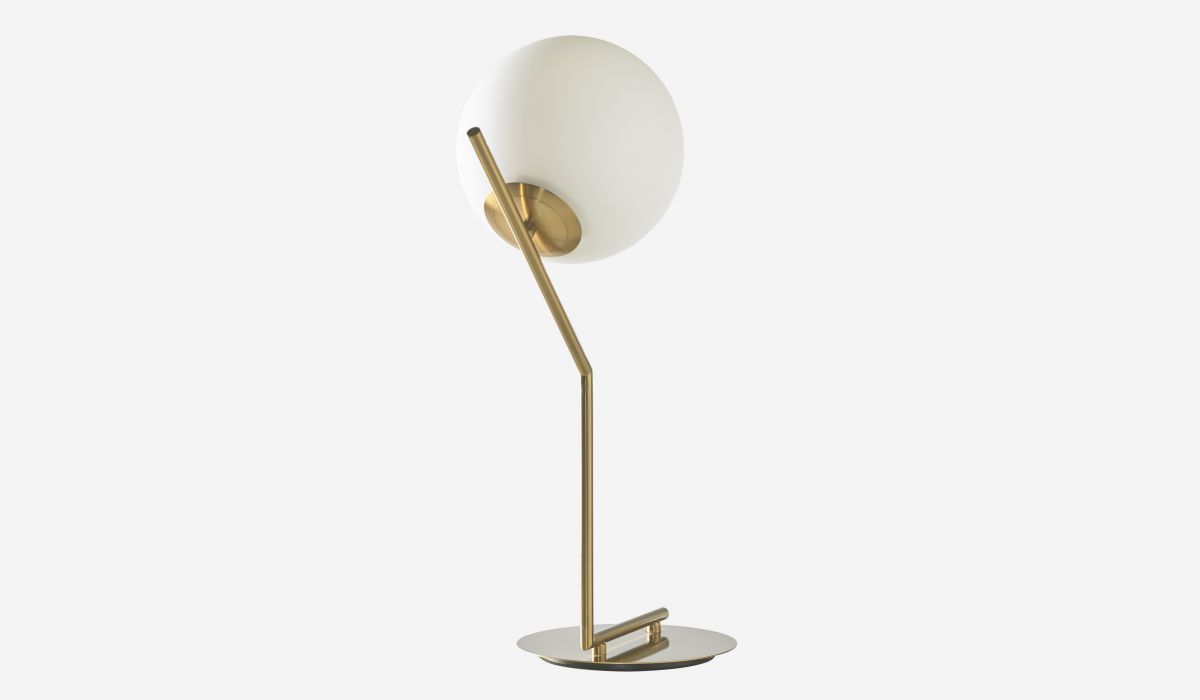 Lámpara de sobremesa Identity dorado
