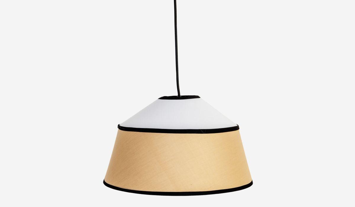 Lámpara de techo Non blanca-natural