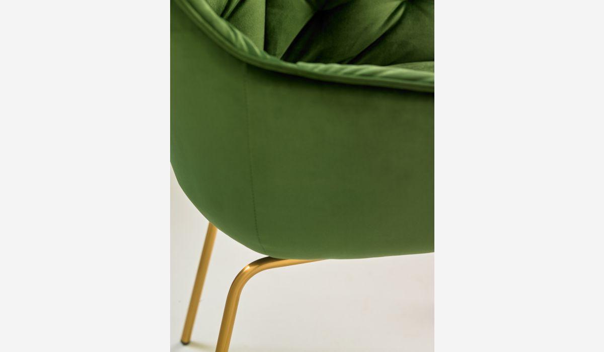 Butaca Hedy Lamarr verde