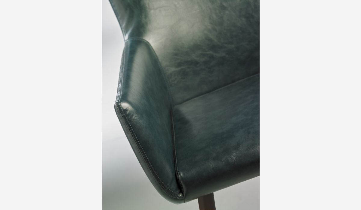 Butaca Lucid gris oscuro