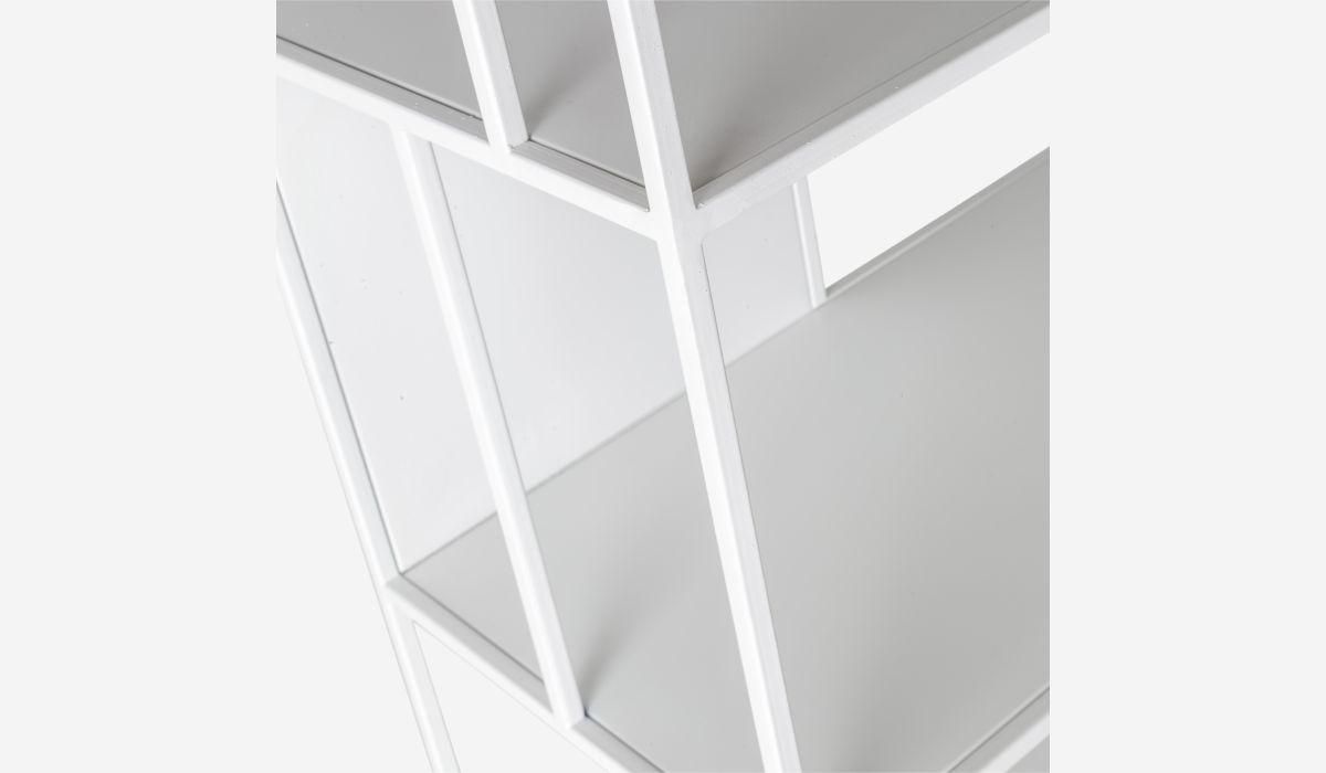 Estantería Puzzle blanco