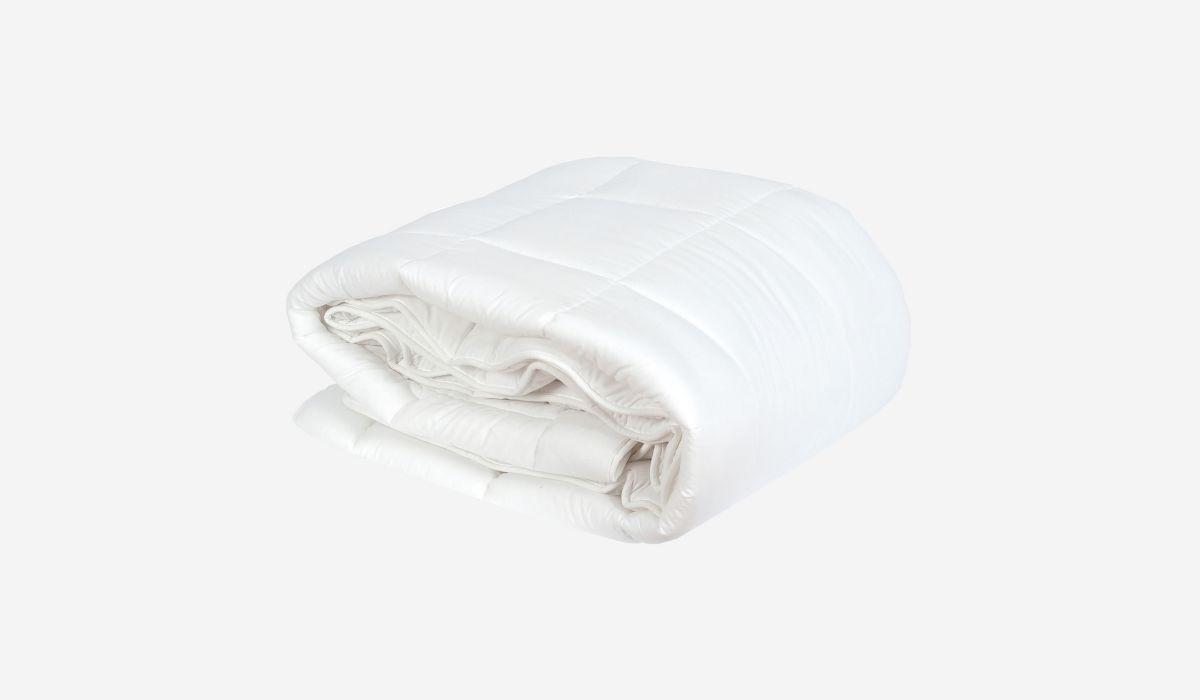Edredón báltico 150x220 cm blanco