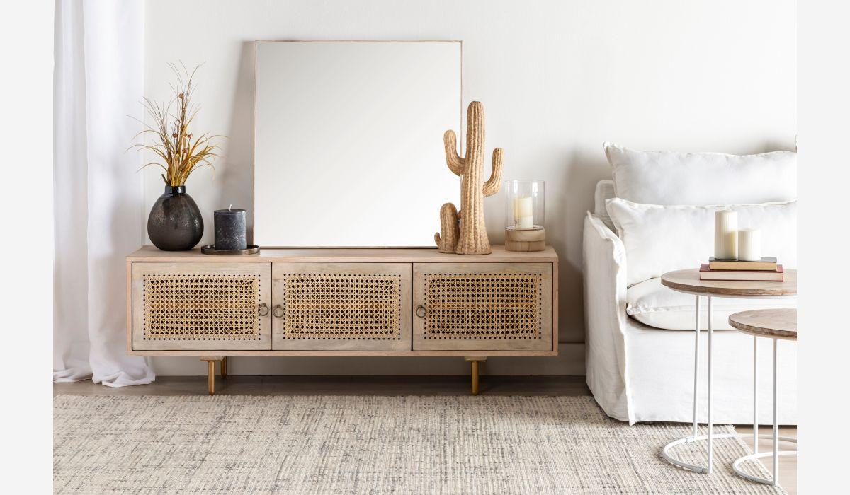 Mueble de televisión Safari