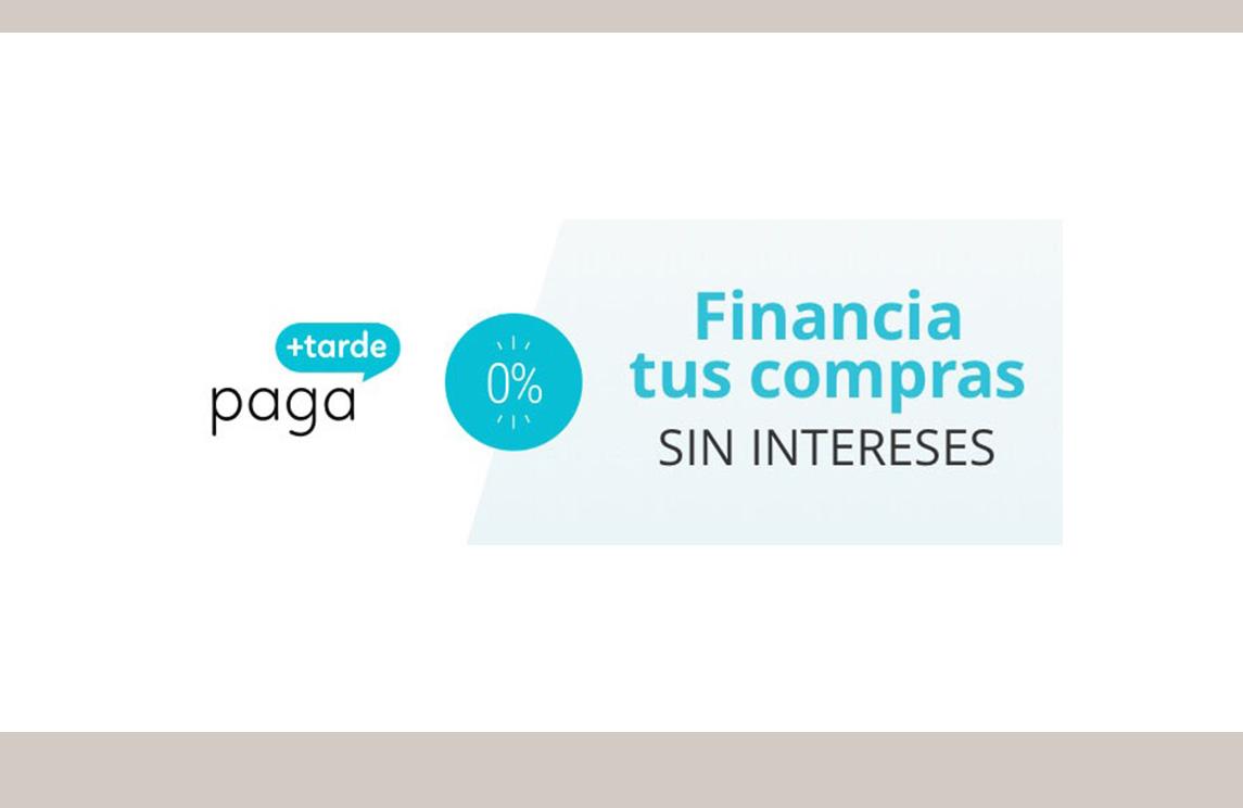 Financiación gratis