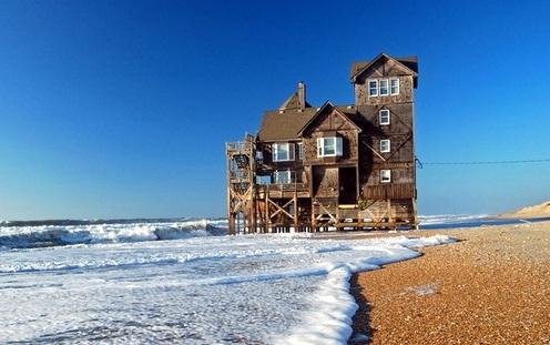 Segundas residencias. Parte I: Casas de playa