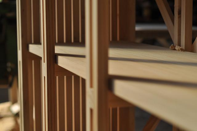 Madera de fresno, ideal para muebles funcionales