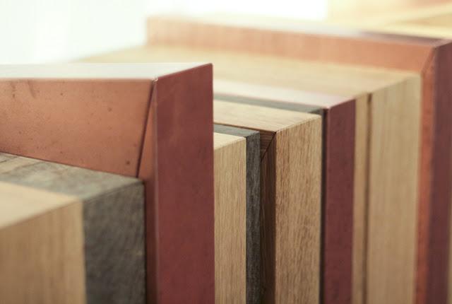 Tipos de madera: haya, roble, pino y muchas más