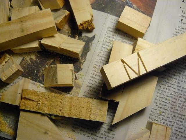 Muebles de madera de pino: bajo coste y versatilidad