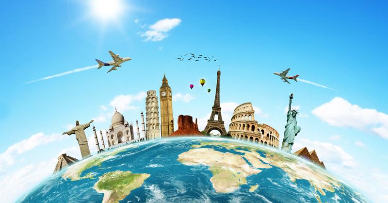 gusta viajar: