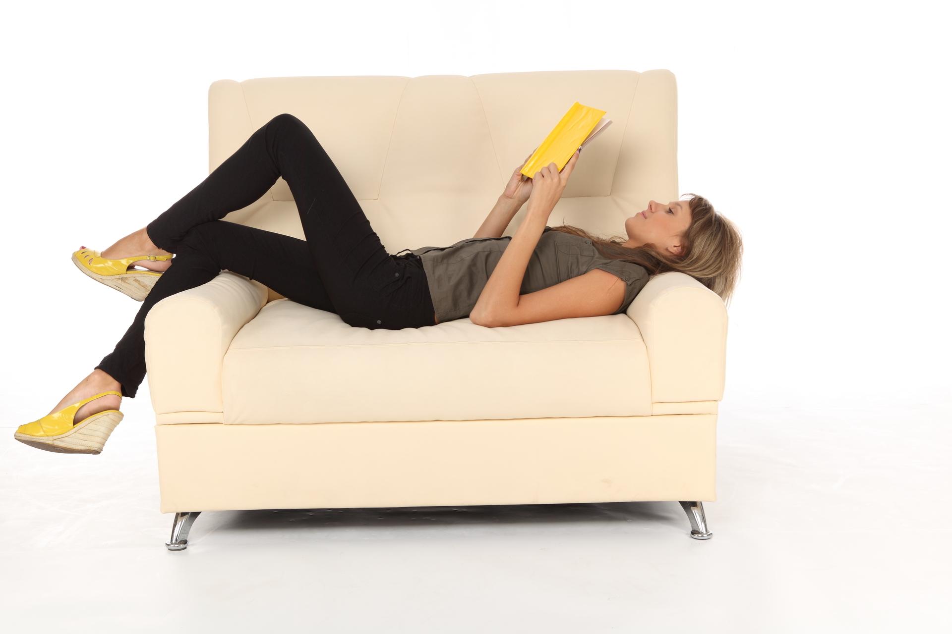 Déjate atrapar por tu sofá
