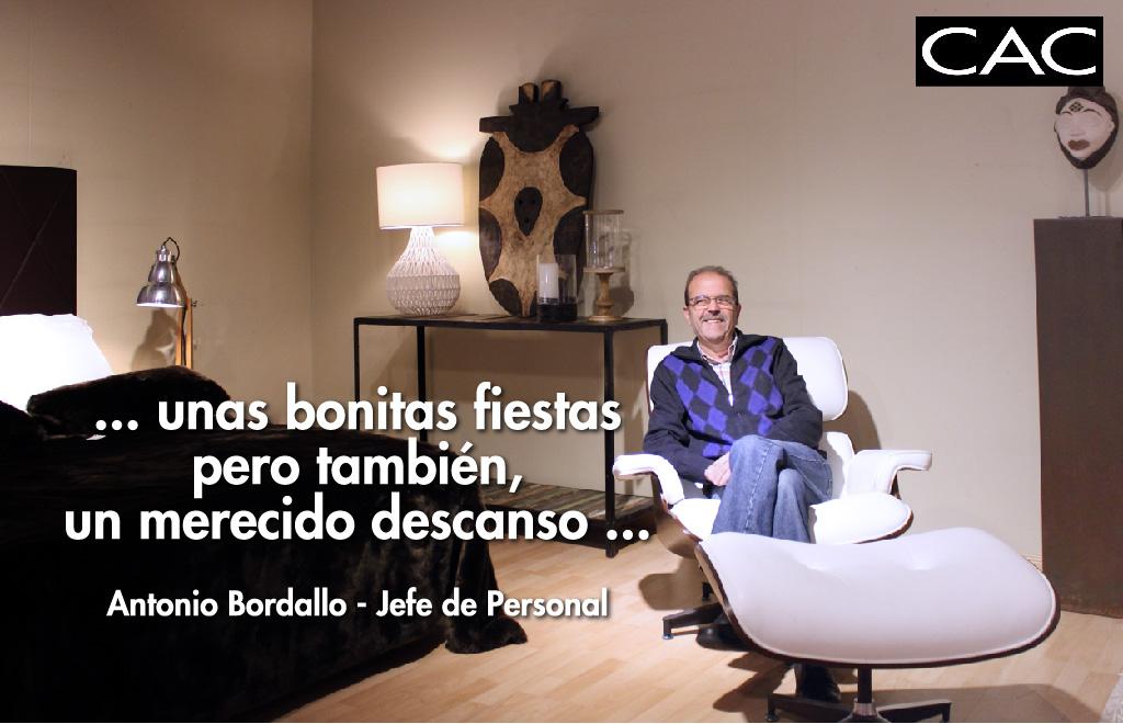 Descubre el lado más personal de Camino a Casa: Antonio Bordallo