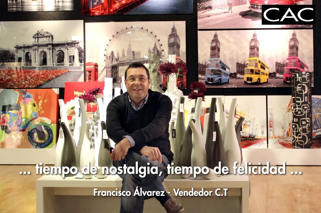Descubre el lado más personal de Camino a Casa: Francisco Álvarez