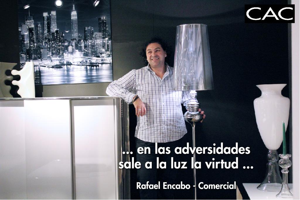 Descubre el lado más personal de Camino a Casa: Rafael Encabo