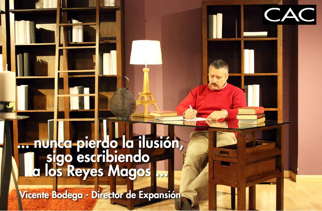 Descubre el lado más personal de Camino a Casa: Vicente Bodega