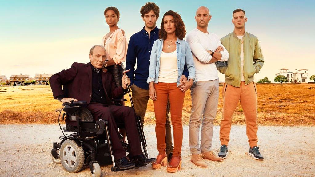 Camino a Casa, en la serie de televisión 'El accidente'
