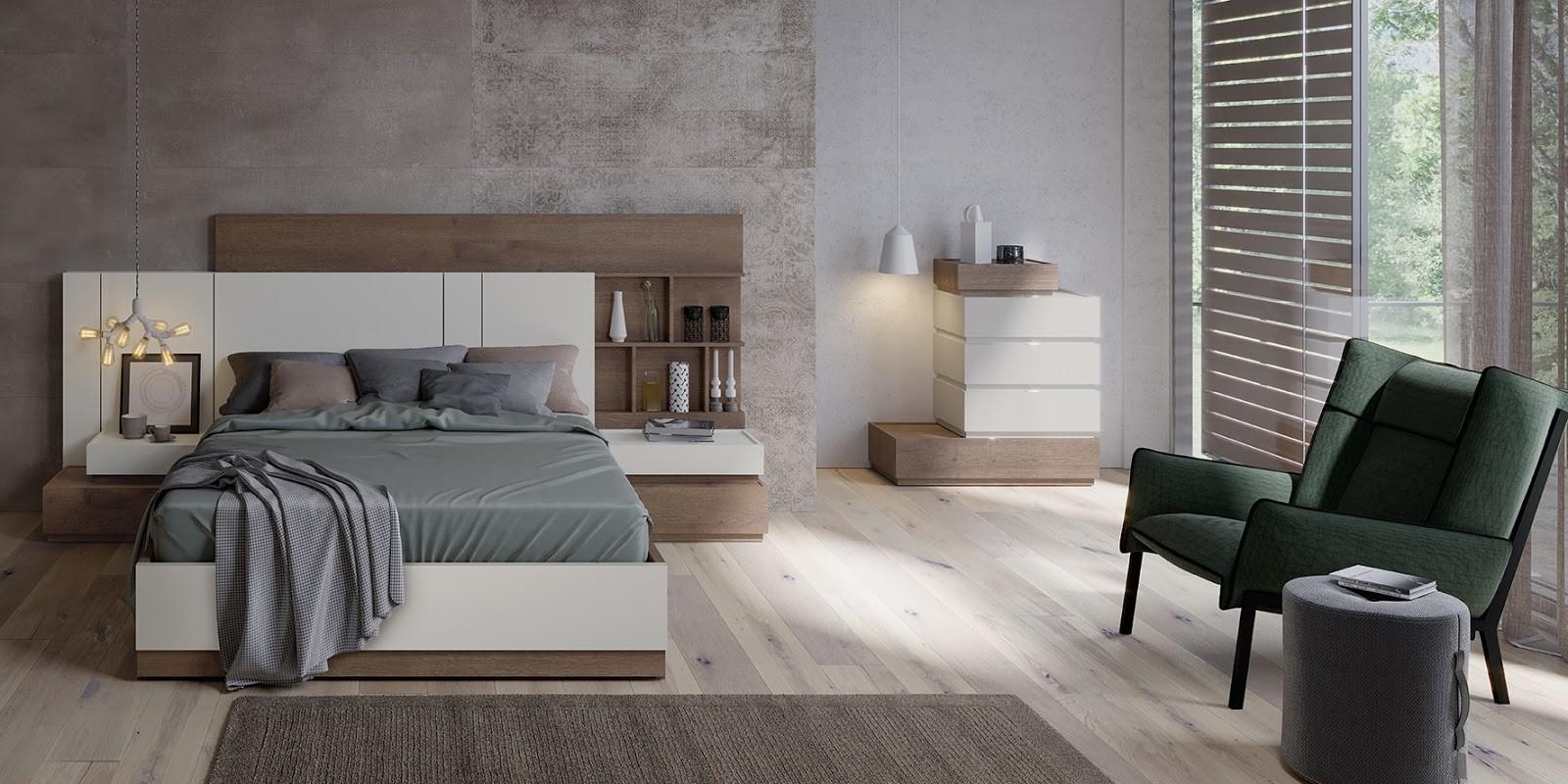 Muebles y decoración ideal para recibir las visitas o para descansar