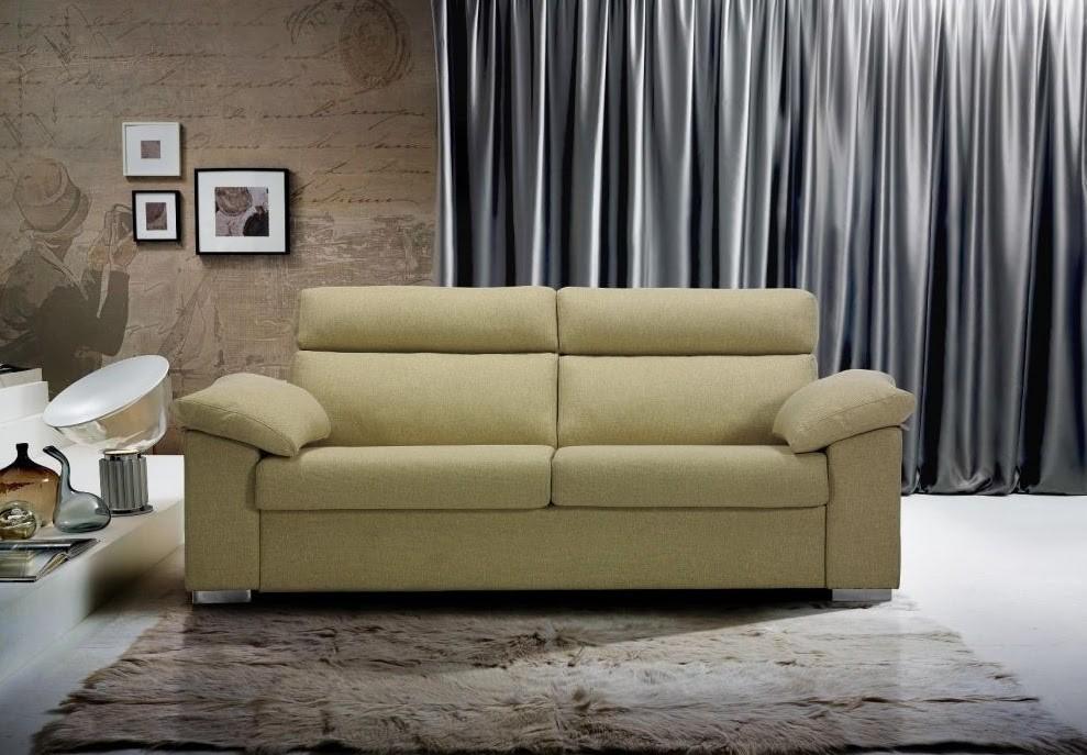 Fotografía de sofá cama de 3 plazas Samara de Camino a Casa