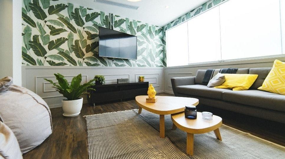 3 muebles para TV que te harán la vida más fácil